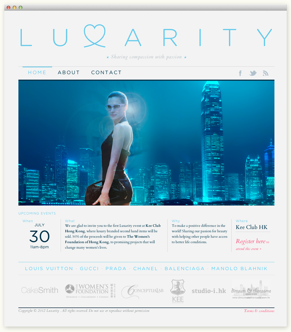 Luxarity